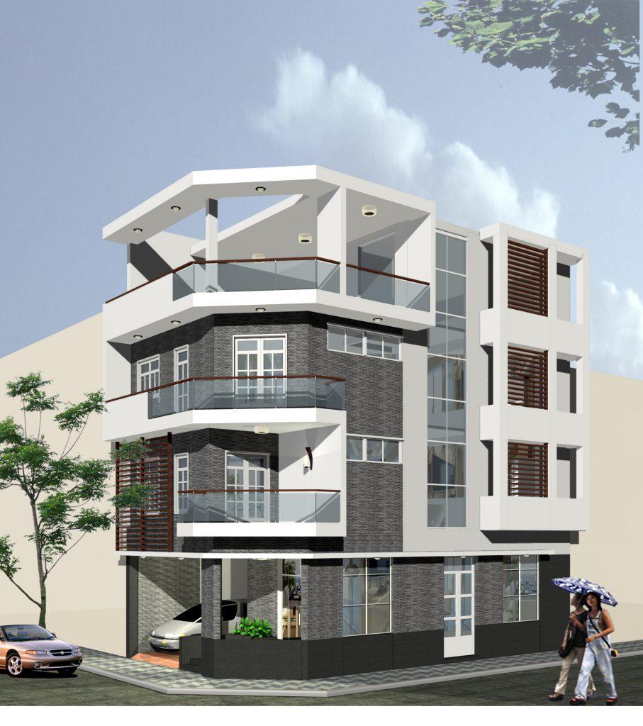 Công ty xây dựng nhà ở uy tín tại TPHCM-02