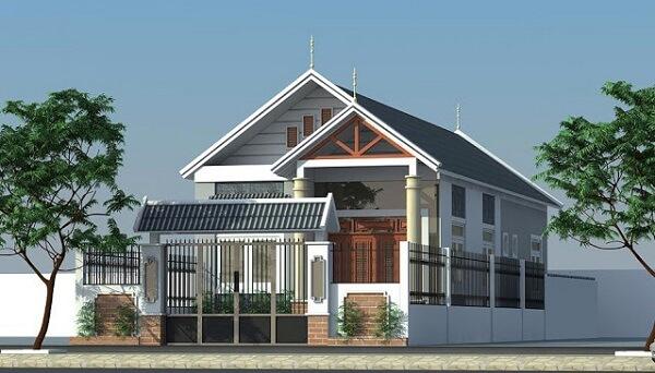 Thầu xây nhà ở gia đình uy tín tại Long An-01